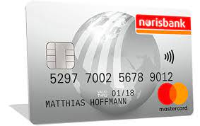 norisbank mastercard ohne schufa